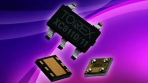 Die Load Switch ICs XC8110 und XC8111 von TOREX.