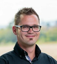 Christian Nix ist Verkaufsingenieur.