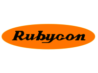 Logo of our supplier RUBYCON
