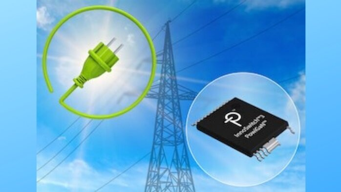 POWER INTEGRATIONS' new InnoSwitch™3 ICs with PowiGAN™ Technology.
