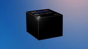 Buck Konverter RPX-4.0 von RECOM im kleinen QFN-Gehäuse.