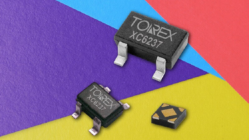 "XC6237 from TOREX - 6V 150mA LDO Regulator with ""Green Operation"" (GO) functionality."