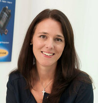 Birgit Punzet is head of the marketing department