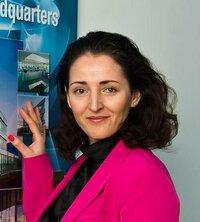 Viorica Zangger ist Ihre Ansprechpartnerin im Vertriebsinnendienst.