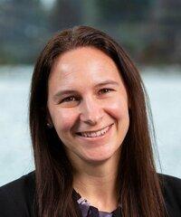 Claudia Gotz ist Leiterin des Vertriebsinnendienstes für Verbindungstechnik.