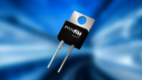 PANJIT's new 650V and 1200V SiC Schottky diodes provide superior switching performance.