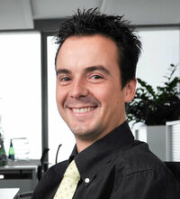 Stephan Giesinger is head of the IT department
