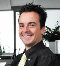 Stephan Giesinger ist IT Leiter.