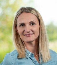 Dzana Jasarevic ist Leiterin der Abteilung Auftragsbearbeitung.