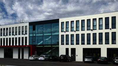 This picture shows a CODICO branch office in Munich, Germany.