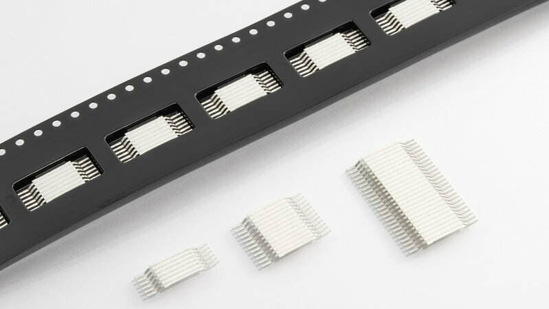 New Panta® SMD jumper from SUMIDA FLEX for industrial applications.