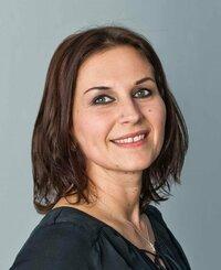 Doris Grundtner ist Leiterin der Disposition in der Abteilung Auftragsbearbeitung.
