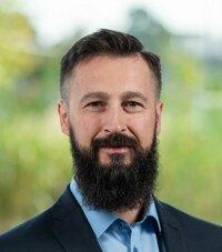 Marco Zuckmantel ist Verkaufsingenieur.