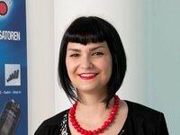 Tamara Kojic ist Ihre Ansprechpartnerin in der Abteilung Auftragsbearbeitung/ Materialdisposition.