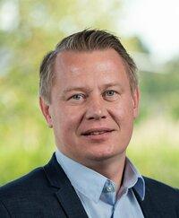 Mauritz Scherdin ist Verkaufsingenieur.