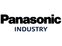 The PANASONIC company logo.