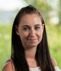 Madelene Dvorak ist Logistikerin.