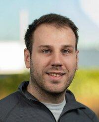 Christoph Kimberger ist Lagermitarbeiter.