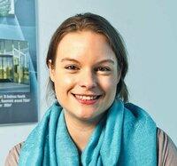 Katharina Sabor-Perzi ist Ihre Ansprechpartnerin in der Abteilung Auftragsbearbeitung.