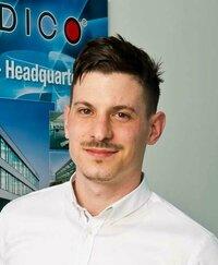 Mario Pollesel ist Ihr Ansprechpartner im Vertriebsinnendienst.