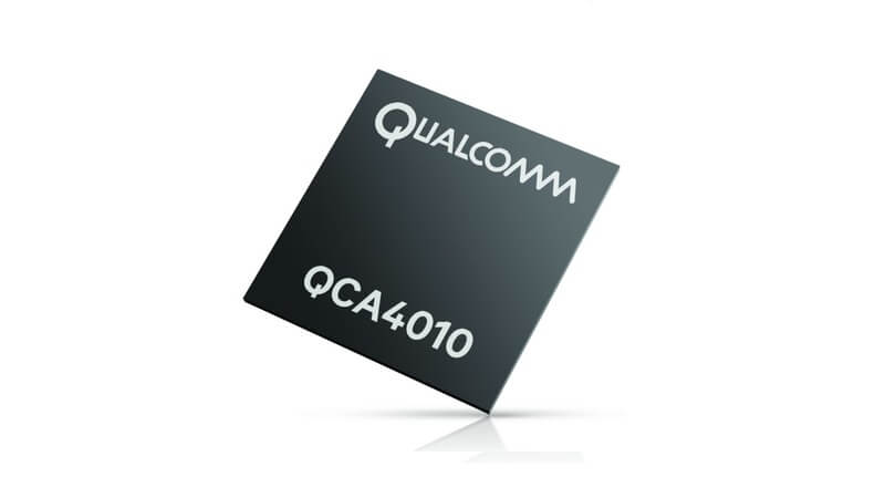 QUALCOMM's QCA4010 is a Wi-Fi SoC for IoT application.