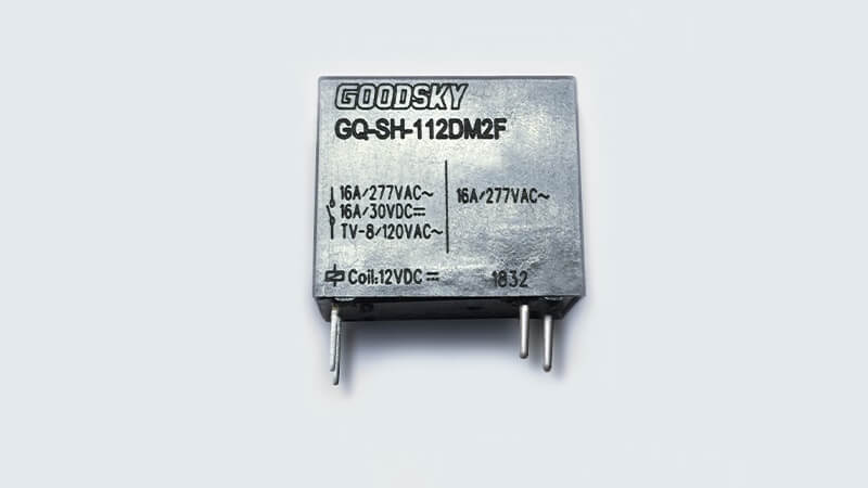 GOODSKY's new 16A version of their GQ series represents the next level of miniaturization.
