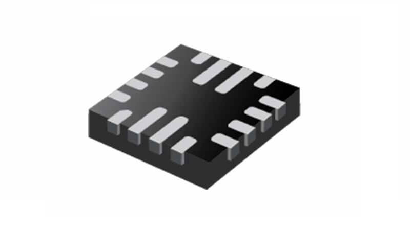 MP8859 is an integrated buck-boost-converter with I²C Interface.