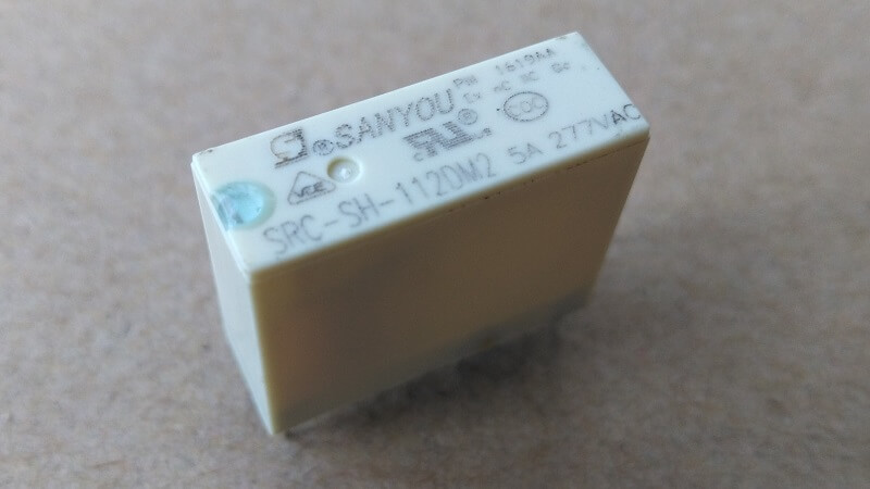 SANYOU's SRC/SRCH, SM and SLA series are power PCB relays meeting IEC 60079-15.