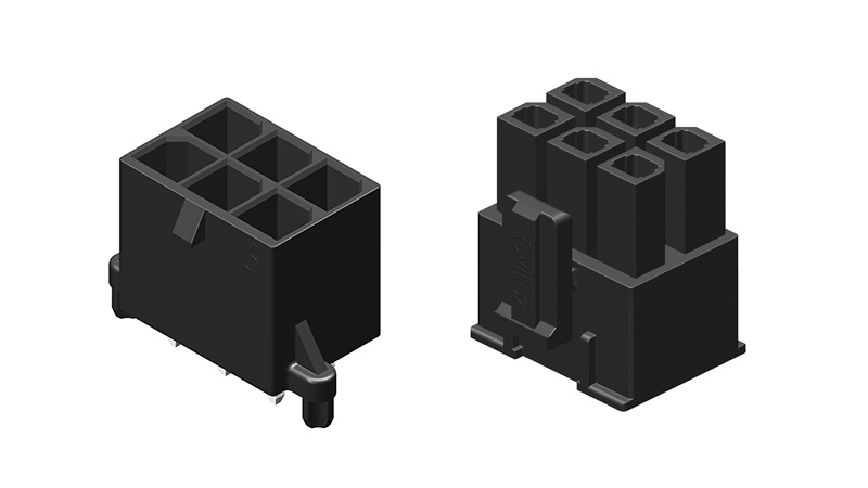 CVILUX introduced a new series to meet the growing demand for power connectors.