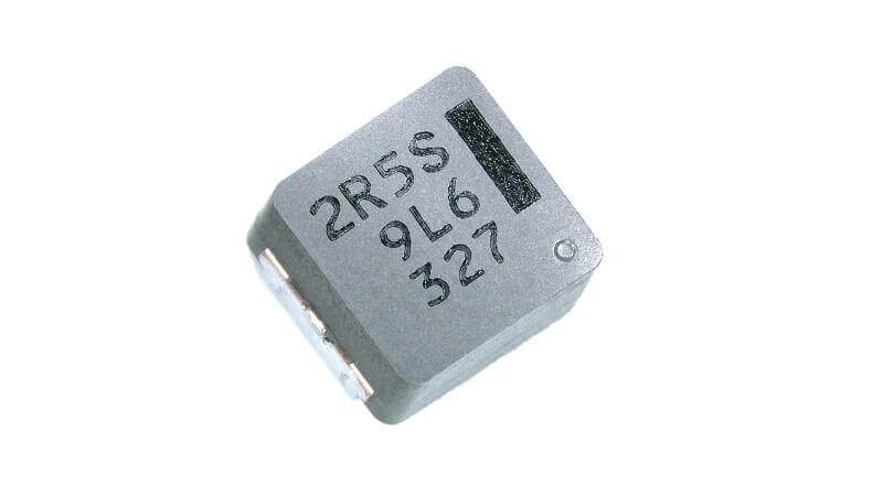 PCC from PANASONIC with high resistance to heat and vibration in addition to the support for large current.