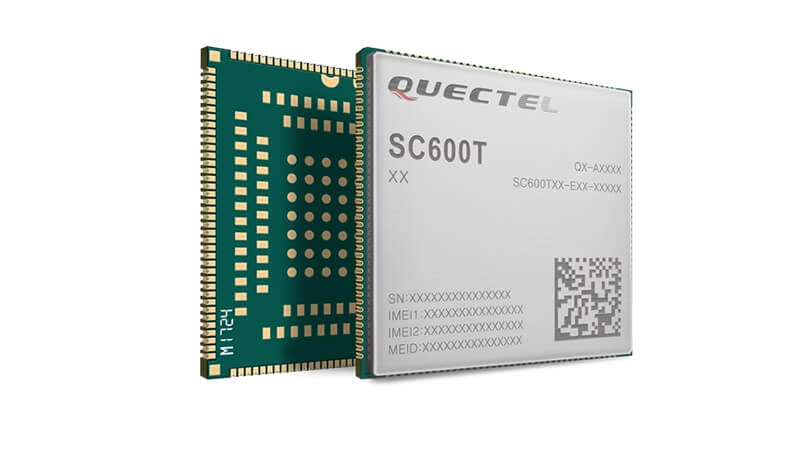 The SC600 series is QUECTELS new generation of multi-mode Smart LTE Cat 6 module with built-in Android 9.0 OS.