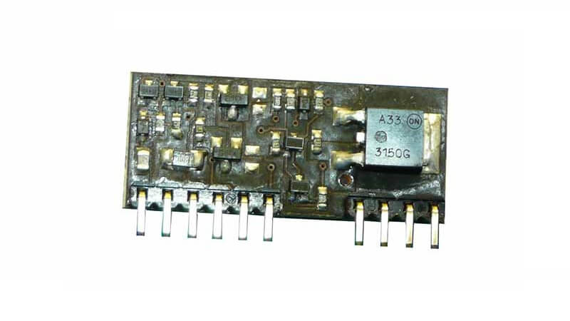 "Ag5500-FE signature module by SILVERTEL - their first PSE ""Signature Only"" module."