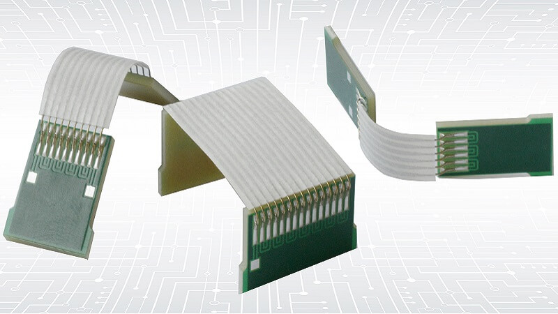 The PANTA SMD R jumpers with flexible connection and individual bridging lengths.